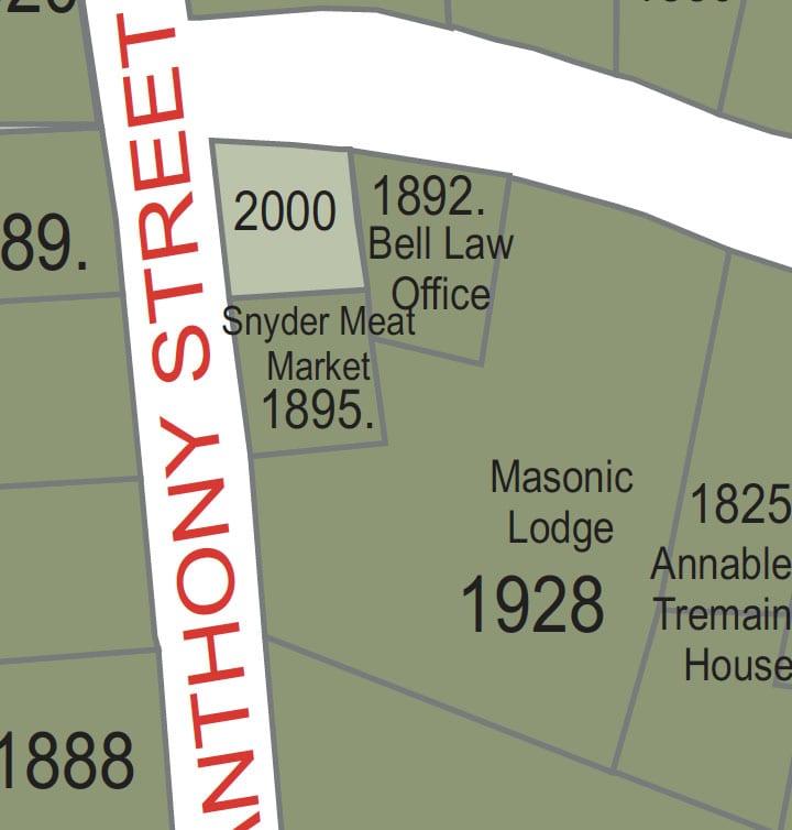 13 Anthony Street